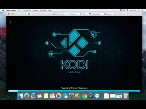 Fresh Install Of Kodi 16.1 On Android 4.4 Tv Box