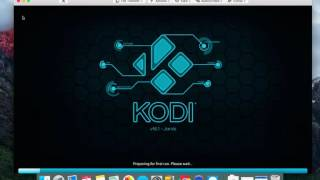 Fresh Install Of Kodi 16.1 On Android 4.4 Tv Box