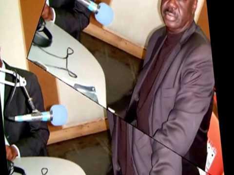 Interview de Mr Pape Diouf sur radio galere 2017 Gabon