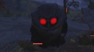 Fallout 76 B.E.T.A. Mothman Enounter