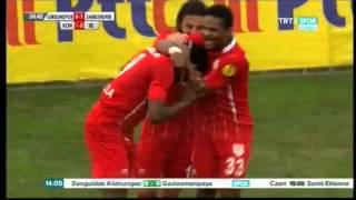 Giresunspor 0 1 Samsunspor | İlk Gol | www.samsunsportv.net |