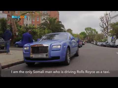 Somali taxi driver in uk 2016