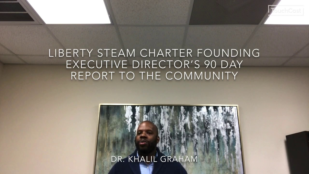 Dr. Graham shares his 90-day Executive Report