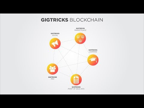 GigTricks ICO | Presale Live 75% Discount | Maximum ROI | Freelance Ecosystem Revolution | LIVE