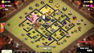 /Crictor/ 🌟🌟🌟 Stoned GoHog TH9 Strategy / Clash of Clans