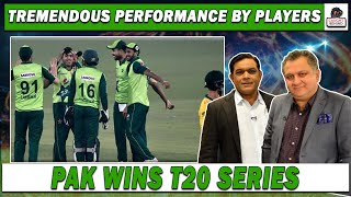 Tremendous Performance by Players | PAK Wins T20 Series | Caught Behind