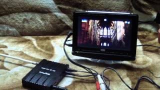 Обзор спутникового HD ресивера Sky Prime HD mini
