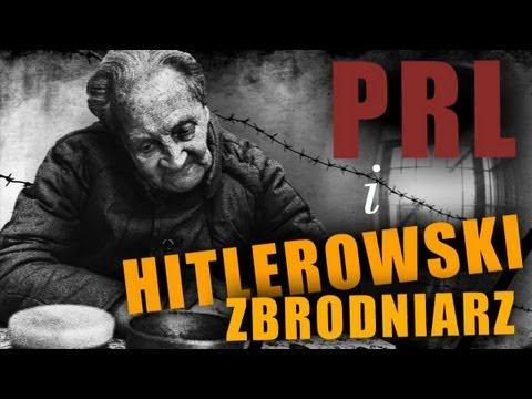 Hitlerowski zbrodniarz skazany na śmierć w PRL  AleHistoria odc.18