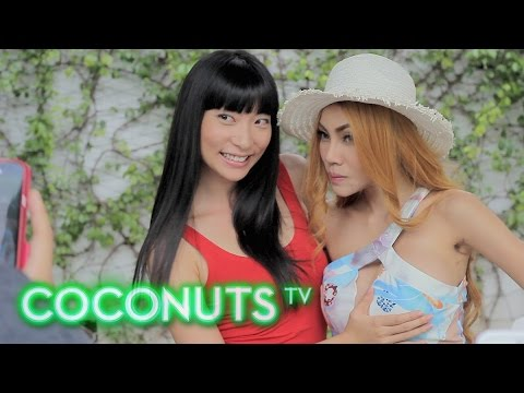 The Biggest Boobs in Thailand? | Tortured Beauty | Coconuts TV