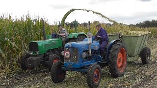 1 Row choppers - Classic harvesting