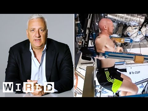 Former NASA Astronaut Explains How Your Body Is Different in Space | WIRED