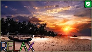 10 Hour Sleep Music ☯ Background Relaxing Music with Ocean Sounds ☯ Meditation Music Relax Mind Body