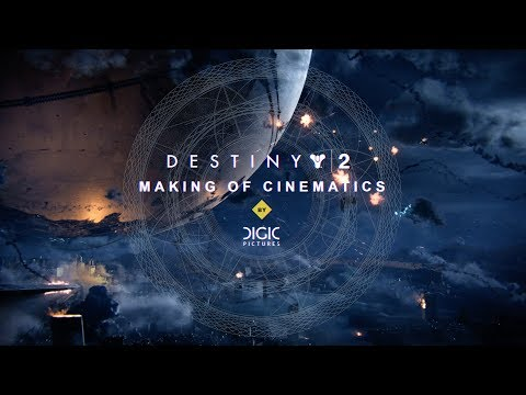 Destiny 2 - Making of by DIGIC Pictures