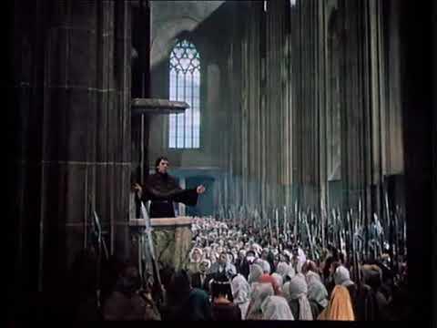 První pražská defenestrace / First defenestration of Prague / film - Jan Žižka (1955)