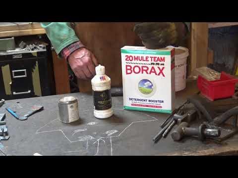 Introduction to forge welding - basic blacksmithing