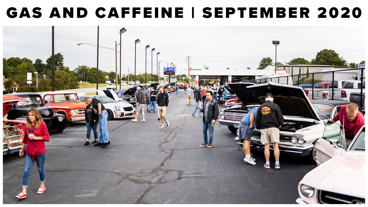 Gas and Caffeine | September 2020