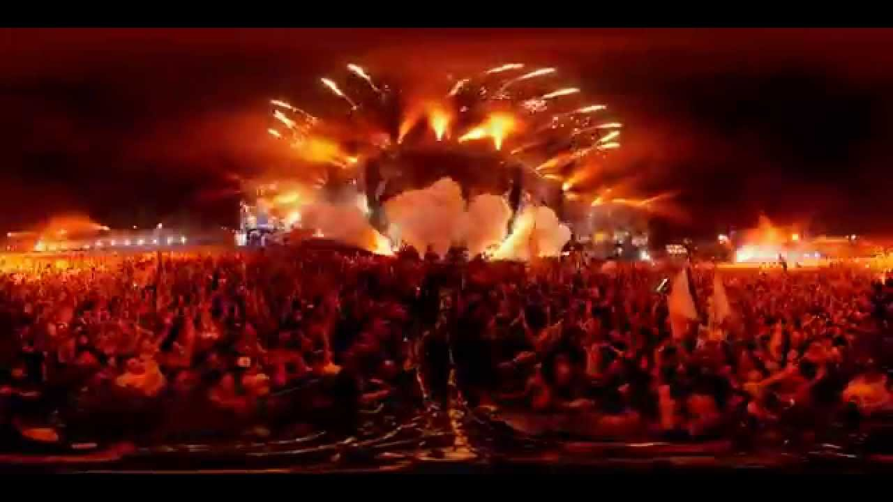 3d Wallpaper Fire Tomorrowland 2014 360 Degrees Of Madness Youtube