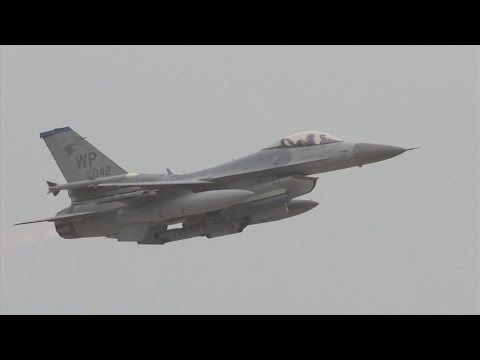 War games: US and South Korea joint military air drills amid tension with North Korea
