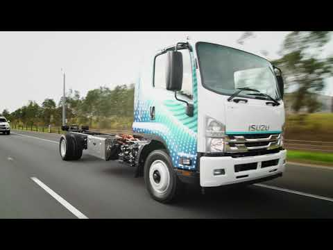All New Isuzu EV Concept Vehicles :: Isuzu Australia Limited