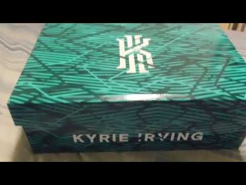 aad808f18981 Kyrie 3 Unboxing! - YouTube