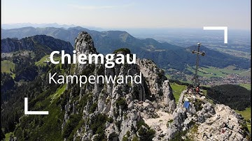 Kampenwand von Mühlau | Chiemgau