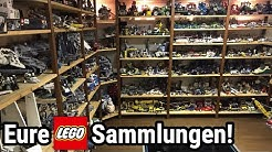 Eure riesigen LEGO Sammlungen im Review!