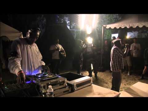 VIDEO du Clash Downbeat The Ruler Vs Soul Stereo au Garance Reggae Festival 2k12 - PART 2
