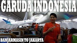 JVLOG- REVIEW #65 : PENERBANGAN MALAM BERSAMA GARUDA INDONESIA BANJARMASIN TO JAKARTA