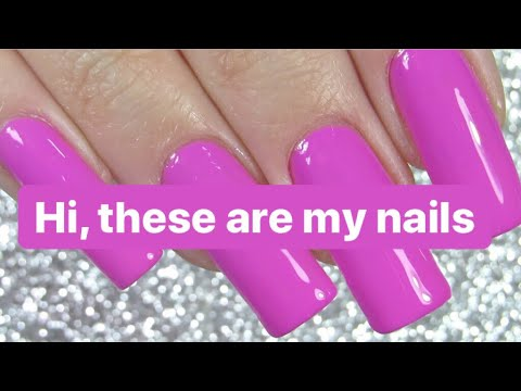The Journey To Long Healthy Nails