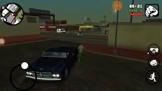 GTA San Andreas Tunning slamvan