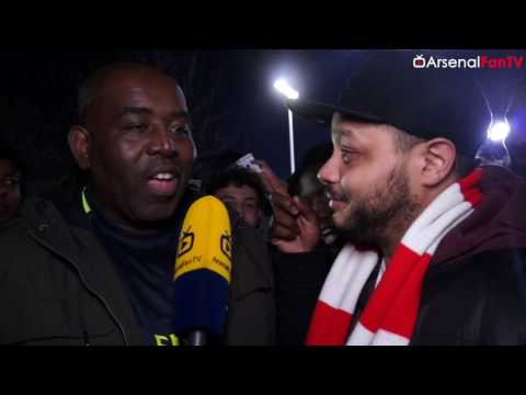 Sutton Utd 0-2 Arsenal |  We Made It Hard! says Troopz