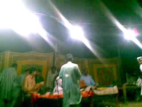 awhan ja ashik hazaren ahn.flv(sodho faqer singing at MB Rind shadi)