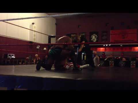 Real Canadian Wrestling - July 14, 2017 Springbrook, Alberta 2/2