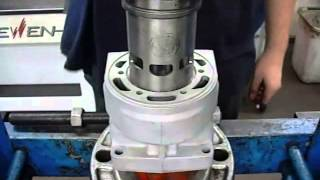 Replacing a 2-Stroke ATV engine's Cylinder Sleeve