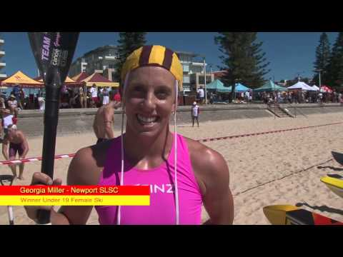 On the Beach (Series 2) Episode 9 - Surf Lifesaving