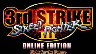 CGRundertow STREET FIGHTER III: THIRD STRIKE ONLINE EDITION for PlayStation 3 Video Game Review