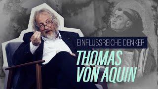 THOMAS VON AQUIN // Portraits des Glaubens # 3