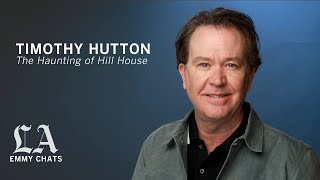 Timothy Hutton ('The Haunting of Hill House') reveals what possessed him to take on TV horror