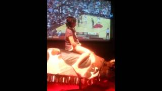 More bull riding with no panties