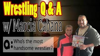 Colt's mom answer's the Question: Who is the most Handsome Wrestler? #AskCabanaMom