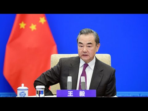 Chinese FM Wang Yi calls for U.S. to return to Iran nuclear deal