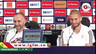 """CAN 2019-Djamel Belmadi : """"l'Algérie peut perdre la finale"""""""