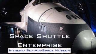 Space Shuttle Enterprise at Intrepid Museum