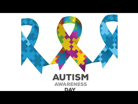 World Autism Awareness Day is Tuesday, April 2