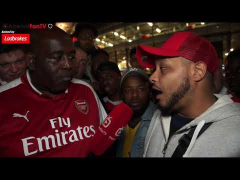 Arsenal Leicester City | Laca-Bloodclaat-Zette Rudeboy!! (Troopz)