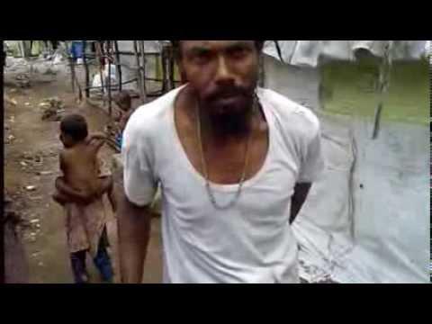 BURMA ROHINGYA REFUGEES IN HYDERABAD INDIA