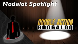 Half Life 2 + Max Payne = Double Action: Boogaloo! (Modalot Spotlight)