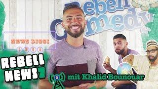 Rebell News #7 mit Khalid Bounouar