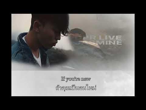 [THAISUB & KARAOKE] Jasmine - DPR LIVE