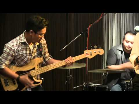 Marcell ft. Indra Lesmana - Notorious @ Mostly Jazz 12/10/12 [HD]